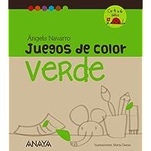 Juegos De Color. Verde (Otras Colecciones - Juegos Con El Color)