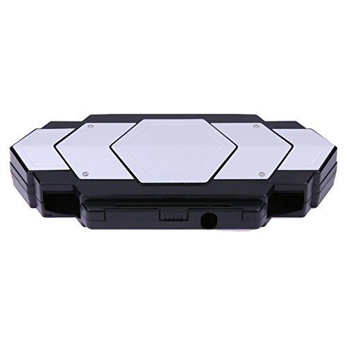 broadroot Aluminium Stahl Armor Tasche für Playstation PS Vita PSV Schutzhülle Case (Falt-blatt)