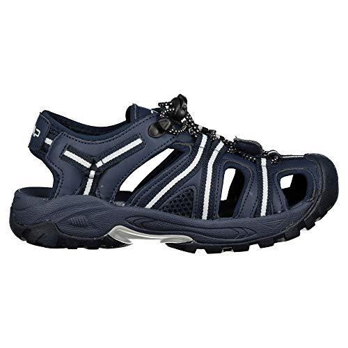 CMP Kinder Sandale Aquarii Hiking 3Q95474 Marine-White 28