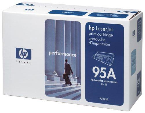 Preisvergleich Produktbild HP 95A Laser cartridge 4000Seiten Schwarz, 92295A
