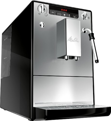 Melitta Caffeo Solo E 953-102 Macchina da caffè colore: Argento/Nero