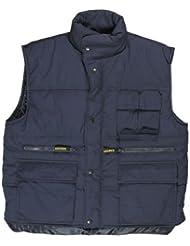 Maurer 15014050 - Chaleco Dasher, talla L, color azul