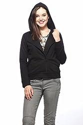 Gritstones Black Jacket-GSJKT60136BLK-XL