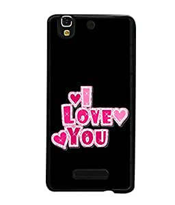 FUSON Designer Back Case Cover for YU Yureka Plus :: Yu Yureka Plus YU5510A (Illustration Inspiration Change Motivate )