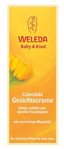 Weleda Calendula Gesichtscreme Baby&Kin