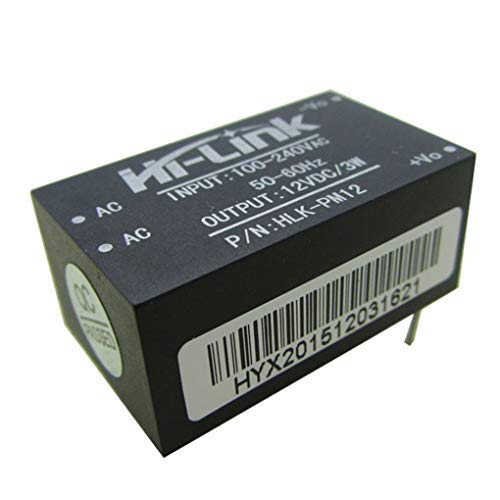 lafyHo HLK-PM01 HLK-PM03 PM12 HLK-AC-DC 220V a 5V / 3.3V / módulo...