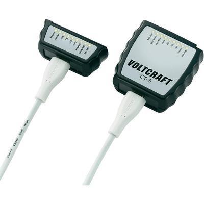 Hdmi-kabel-tester (VOLTCRAFT ct-3Tester für Kabel HDMI Tester für Kabel geeignet für Kabel HDMI Typ A HDMI 10111212A)
