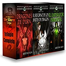 Los Dragones de Durn Saga, Trilogía Completa: Los Dragones de Durn (Spanish Edition)