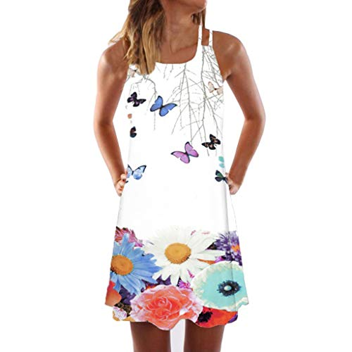 Vestido Mujer Verano 2019