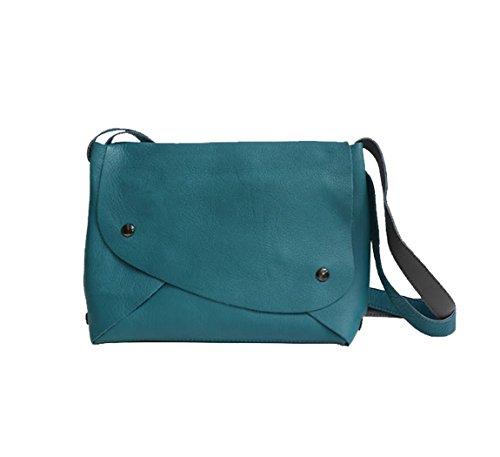 Ffil - Sac à main femme Enveloppe S - turquoise turquoise