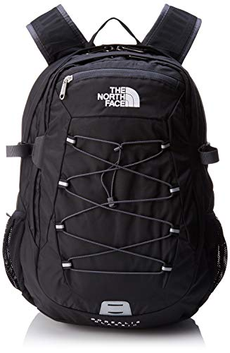 The North Face Unisex Rucksack Borealis Classic, tnf black/asphalt grey, 34,5 x 18,5 x 48 cm, 29 Liter, T0CF9CKT0 (Side Bag Laptop)