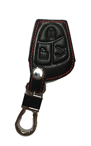 Schlüsseltasche - Echt-Leder für A B C CLK E SL S211 Vito Sprinter Viano Klasse - ältere Modelle - Etui Schlüssel-Hülle - Autoschlüssel Case Schutz