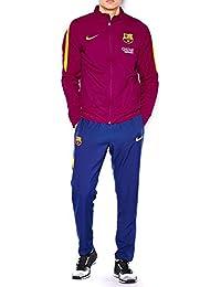 Nike FC Barcelona Revolution Sideline Woven survêtement 07bea2e536f