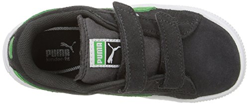 Puma Kids Suede 2 Straps Inf Sneaker Asphalt-andean Toucan