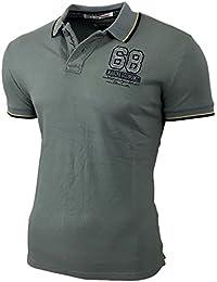 Golden Horn Polo camisa de manga corta – Camiseta de varios.