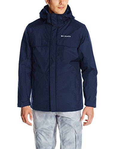 Columbia Herren Bugaboo Interchange Jacket, Herren, Collegiate Navy