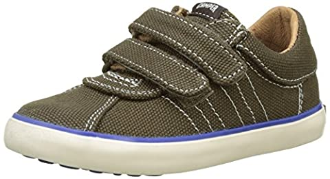 Camper Jungen Pursuit Sneakers, Grün (Dark Green 003), 35 EU
