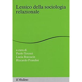 Lessico Della Sociologia Relazionale