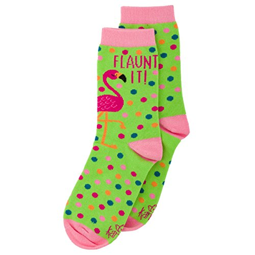 Karma Geschenke Socken, Flamingo, One size -