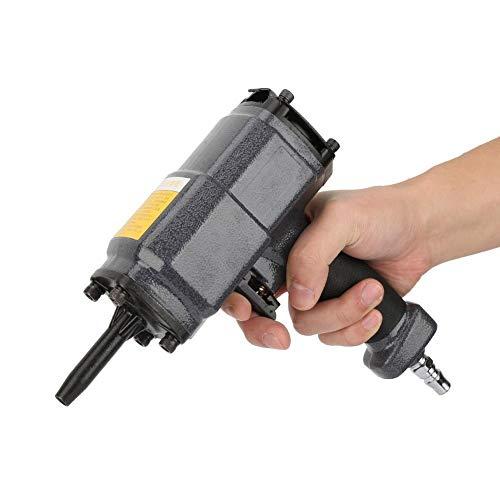 Herramienta removedor de uñas, Aire grapadora Extractor Extractor de uñas herramienta eléctrica aérea grapadora Conjunto compresor Nails