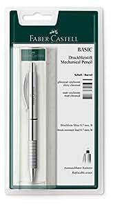 Faber-Castell Basic Metall Hf-Bk Porte-mine (Import Allemagne)