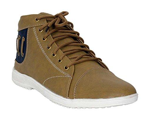 Adventurzz Finex Grey Casual Shoes