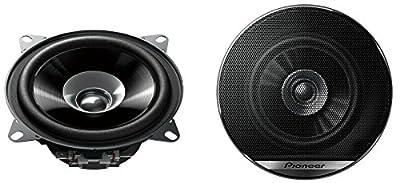 Pioneer TS-G1010F Haut-parleur de voiture 2 voies - Noir par Pioneer Car Multimedia