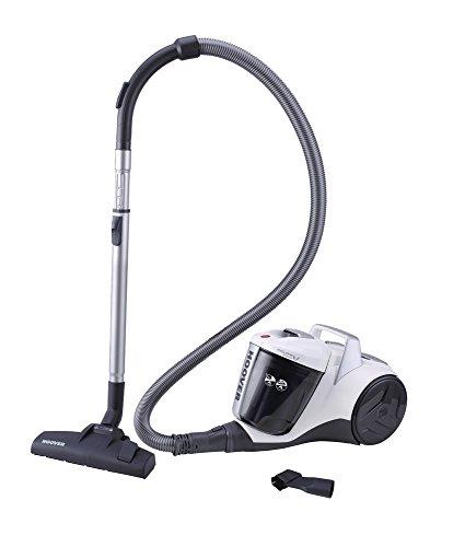 Hoover Breeze BR10 Bolsa, Aspirador ciclónico, Cepillo para Suelos Duros y alfombras, Filtro EPA, Depósito...