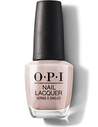 OPI Nail Lacquer Nagellack,  Always bare for you Sheer Collection, 15 ml, NLSH3 - Chiffon-d of You - Pink-nail-strengthener
