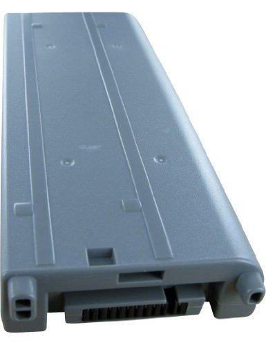 Batterie pour PANASONIC TOUGHBOOK CF-19, 10.6V, 5200mAh, Li-ion