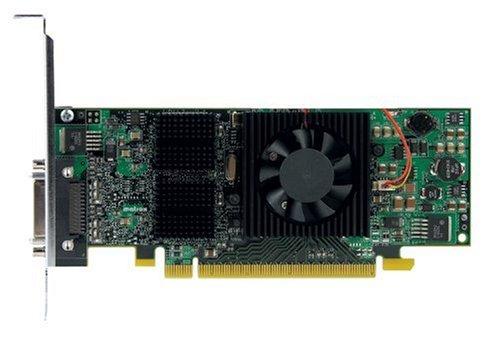 128 Mb Ddr2-pcie-grafikkarte (Matrox QID LP Grafikkarte (PCI-e, 128MB DDR2 Speicher, Quad DVI & VGA, 1 GPU))