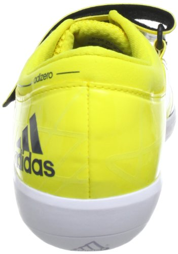 Adidas Performance Adizero Shotput 2 q34044 Chaussures de Course pour Adulte Unisexe Gelb (Vivid Yellow S13 / Black 1 / Black 1)