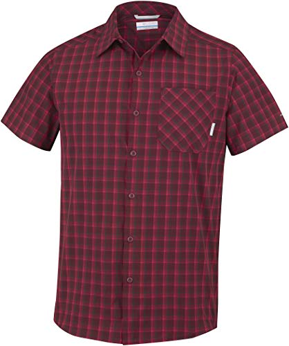 Columbia Triple Canyon Camisa, Hombre, Tapestry Plaid, Extra-Large