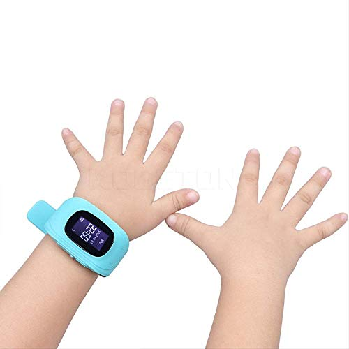 RTGFS Smart Phone Watch Kids Kid Orologio da Polso gsm Gprs GPS Locator Tracker Anti-Perso Guard per iOS Android Hot