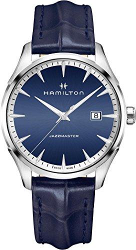 Hamilton Jazzmaster Gent h32451641Señor Reloj de pulsera Swiss Made