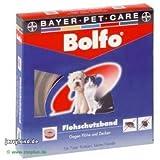 Bolfo 81282014 Flohschutz Band fÃ1/4r Katzen und kleine Hunde, 35 cm