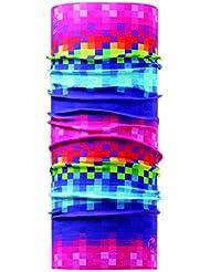 Buff pañuelo multifuncional para niños Junior original Varios colores Bits Talla:talla única