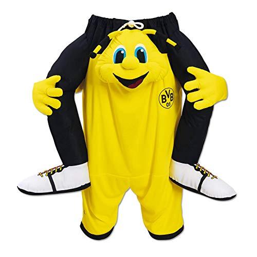 Borussia Dortmund BVB-Huckepack-Kostüm Emma one Size