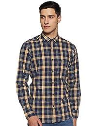 Colorplus Blue Tailored Fit Shirt