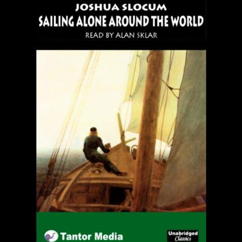 Sailing Alone Around the World  Audiolibri