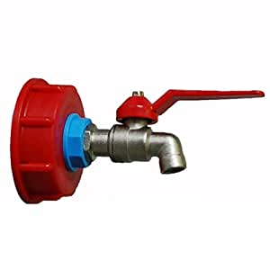 Robinet métal, robinet, robinet pour bidon DIN61