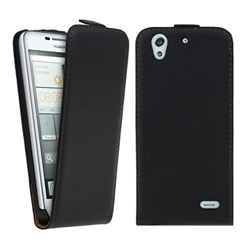 kwmobile Huawei Ascend G630 Hülle - Handyhülle für Huawei Ascend G630 - Handy Case Flip Schutzhülle