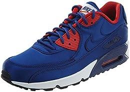 Nike Homme Air Max 90 Se Nylon Deep Royal Blue Formateurs 46 EU