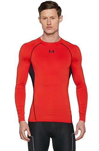 Under Armour Herren Unterhemd HeatGear Armour, Rot, Gr. XS Herstellergröße XS