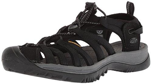 Keen Whisper Sandals Women Black/Magnet Schuhgröße US 10,5 | EU 41 2019 Sandalen (Winter Keen)