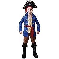 My Other Me - Disfraz de Capitán pirata, talla 10-12 años (Viving Costumes MOM00610)