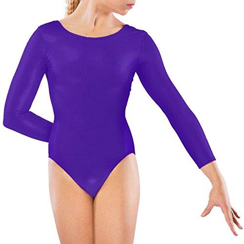 Gwinner Girls Sportswear Gymnastics Leotard
