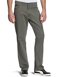 Wrangler - Texas Stretch Army Grey - Pantalon Homme