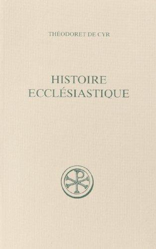 Histoire ecclésiastique : Tome 1 (livres I-II)