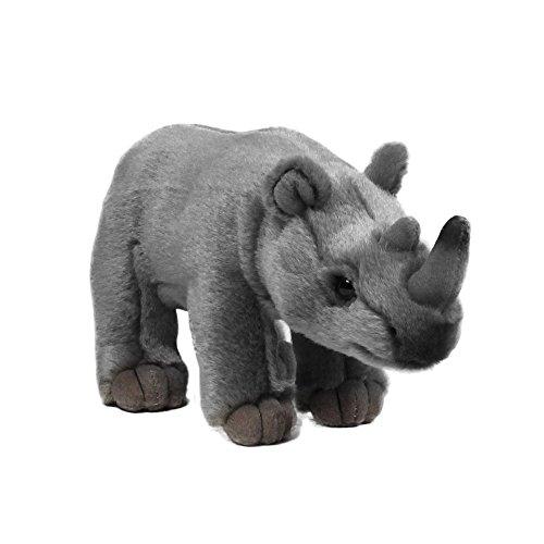 WWF Plüsch Kollektion WWF16742 - Plüschfigur Nashorn 17 cm, Plüschtiere Preisvergleich